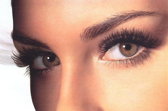 Дефекты зрения и точечный массаж