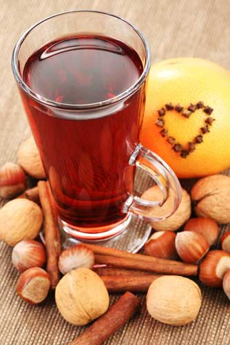 Рецепты напитков от простуды