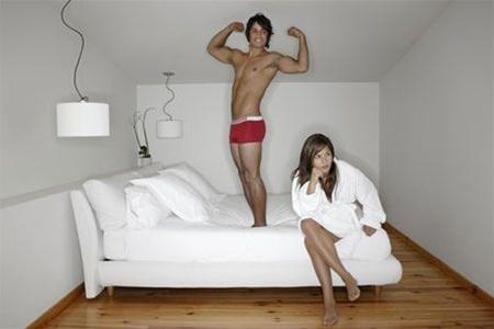 Тестостерон и брак