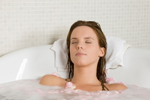 Лечебная ванна дома