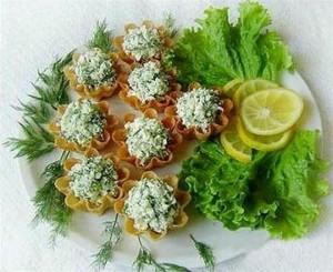 Блюда из чеснока