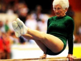 Физическая активность пожилых