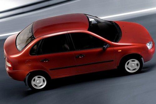 Самые популярные авто России по итогам продаж в 2011