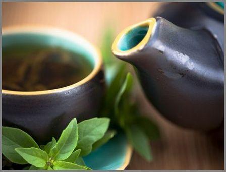 Чайные рецепты для красоты