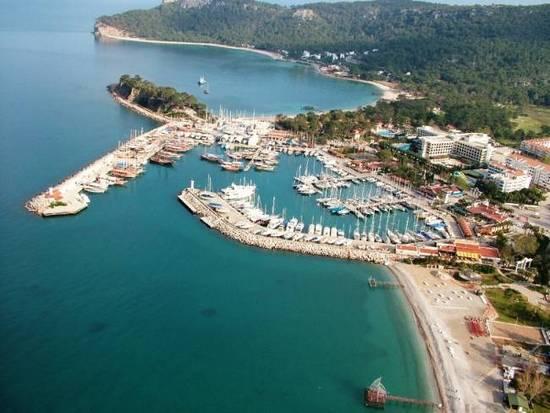 Кемер – удивительный курорт Турции