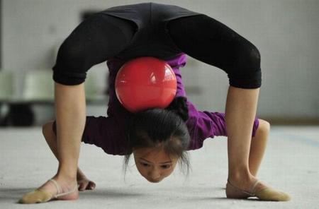 Китайская гимнастика для гибкости