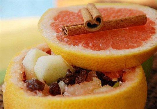 Грейпфрут поможет похудеть