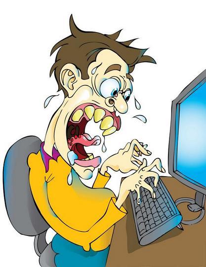 Здоровье тружеников монитора и клавиатуры