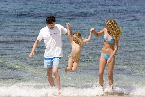 Болезнь ребенка в отпуске