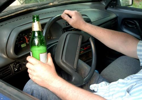 Пьяный водитель опасен