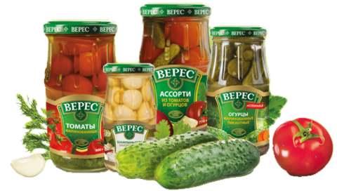 Вкусные продукты от компании