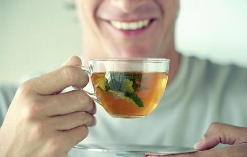Зеленый чай может лечить рак предстательной железы