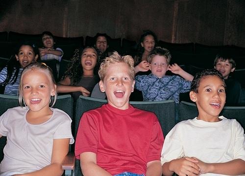 Кино помогает развивать внимание
