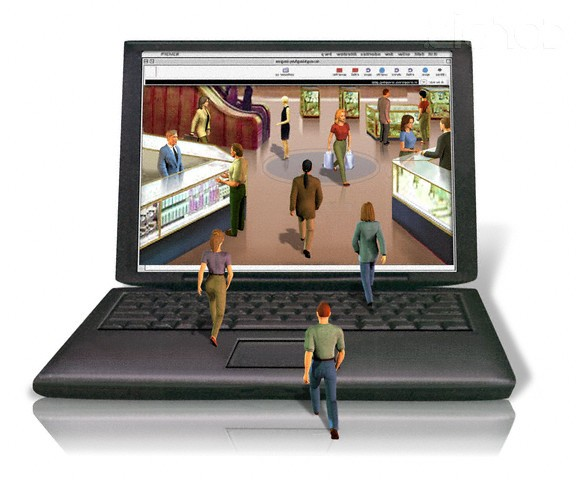 Покупки при помощи интернета