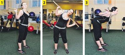 Упражнения при гипотонии