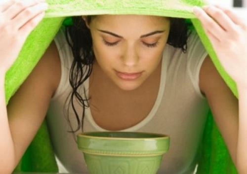 Паровая ванночка для кожи лица