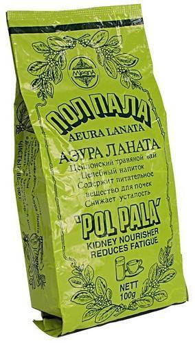 Пол-пала - целебная трава