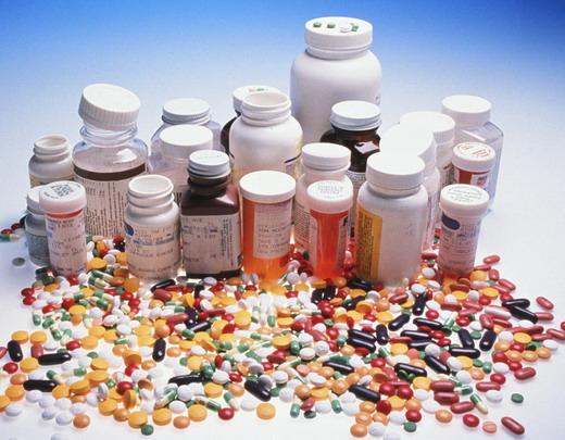 Лекарства можно приготовить из любой субстанции