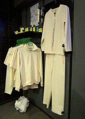 Одежда может лечить