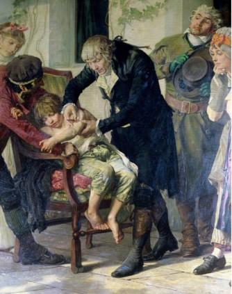 Вакцинация против оспы - за и против