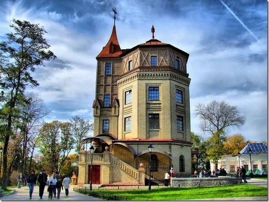 Музей воды - популярный музей в Киеве
