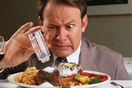 Соль в питании