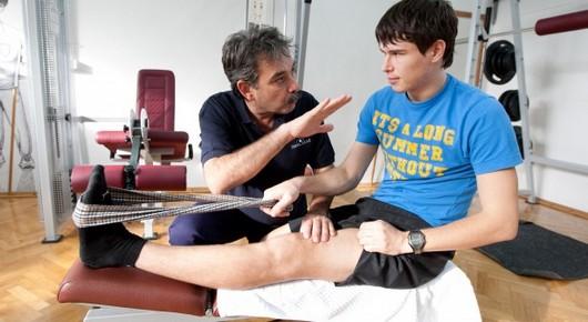 Реабилитация спортсменов