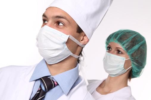 Галстуки медицинского персонала
