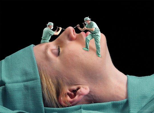 Знакомство с пластической хирургией