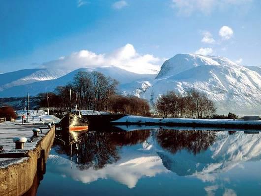 Страна легенд Шотландия