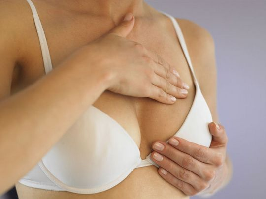 Красота женской груди