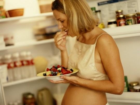 Полезное питание для беременных в зимний период