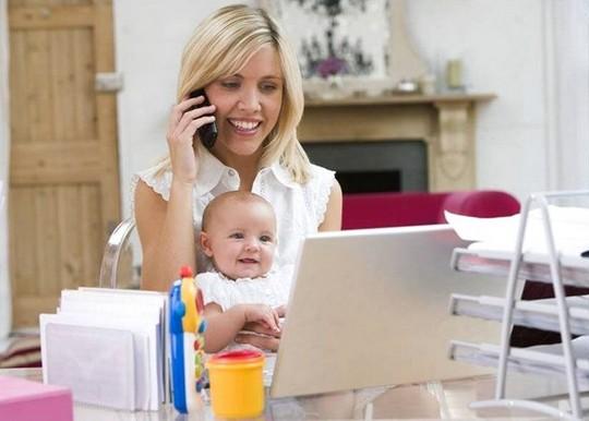Работа укрепляет женское здоровье