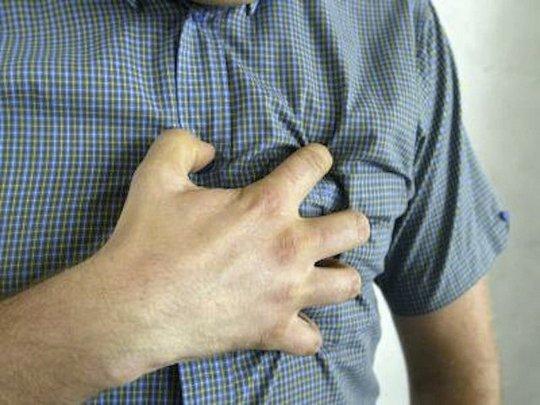 Сердечный приступ - азбука выживания