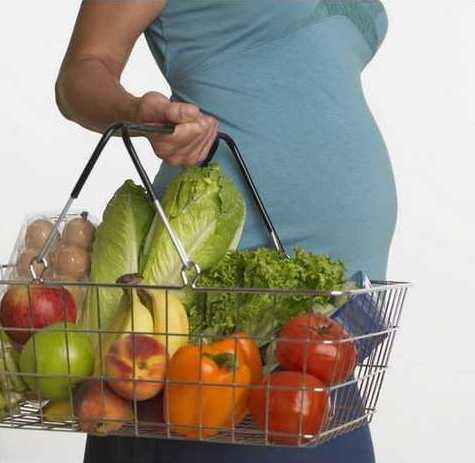 Принципы питания беременной женщины