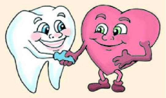 Поражение зубов и атеросклероз