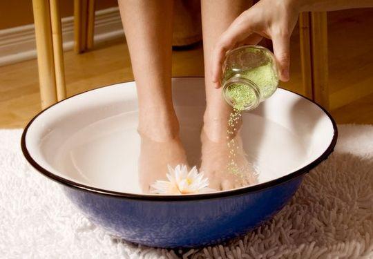 Если промокли ноги