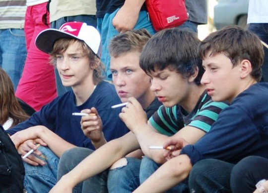 Смертность среди подростков и молодежи
