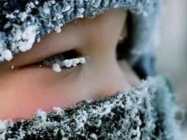 Слезы на морозе