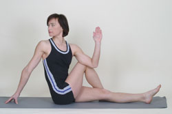 Оздоровительные упражнения йоги