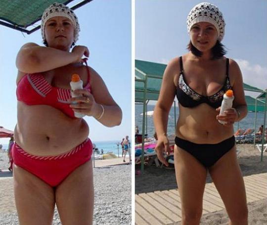20 советов похудеть летом