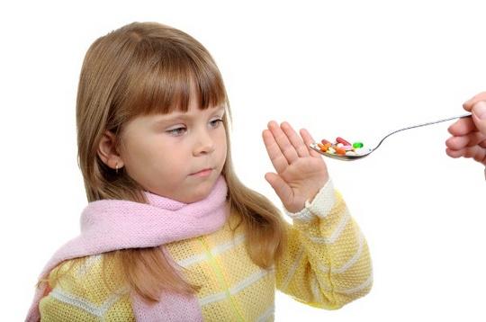 Антибиотики при вирусной инфекции у детей