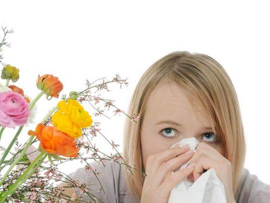 Фитотерапия от аллергии