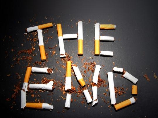 Бросили курить - что делать