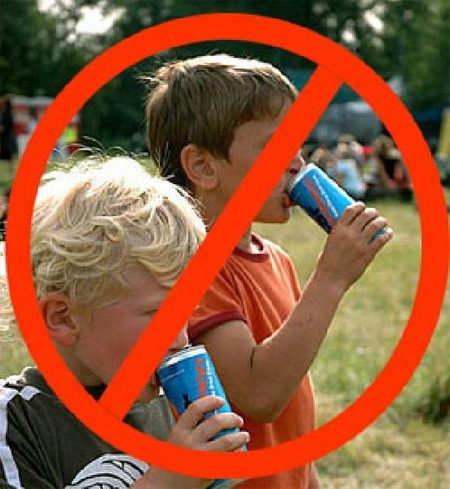 Газированные напитки в детском возрасте