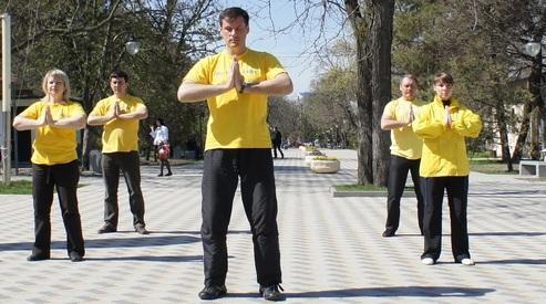 Фалуньгун - техника самосовершенствования