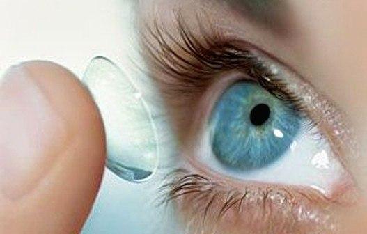 Контактная коррекция зрения
