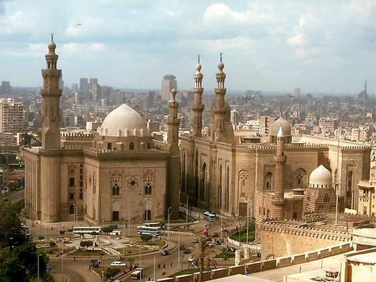 Каир - колыбель цивилизации