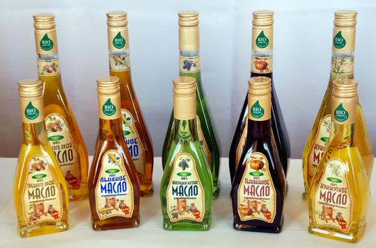 Растительные масла в ароматерапии