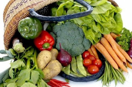 Шесть антиоксидантов в составе питания